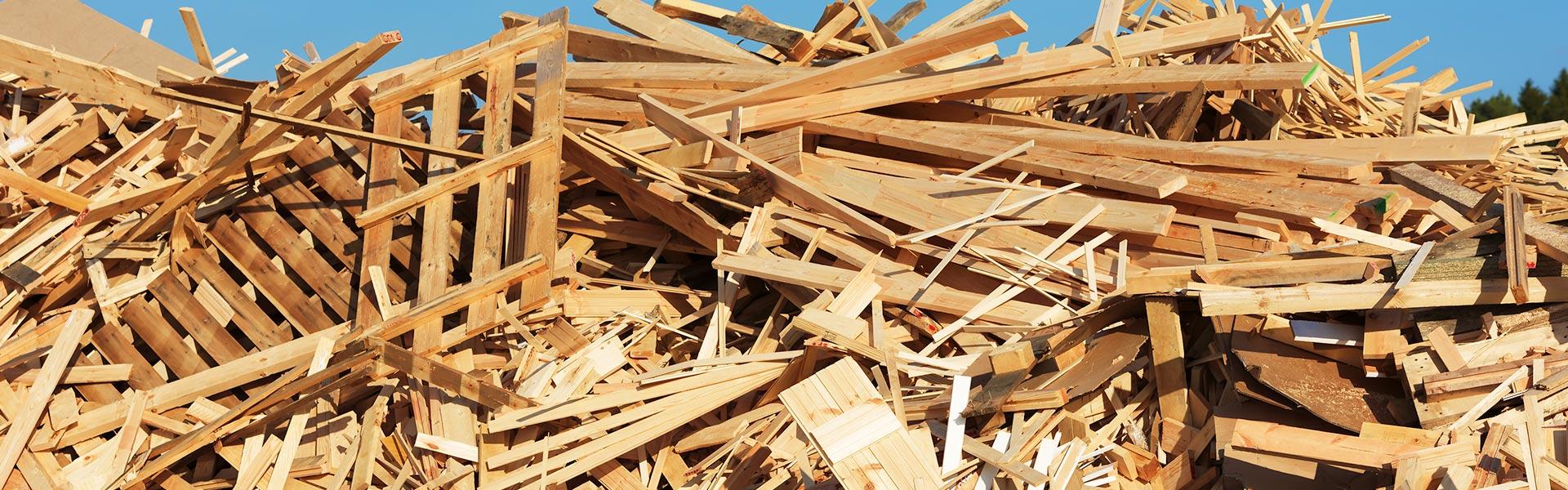 Recycled Wood Probio Energy International